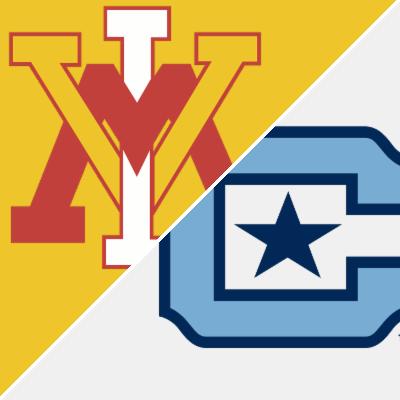 VMI vs  The Citadel - Team Statistics - November 10, 2012 - ESPN