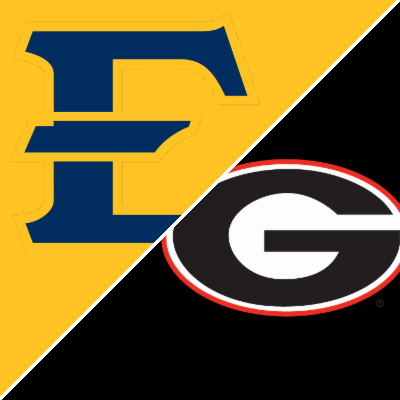 East Tennessee State vs  Georgia - Game Summary - November