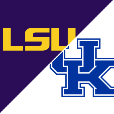 current nfl spreads kentucky lsu basketball score