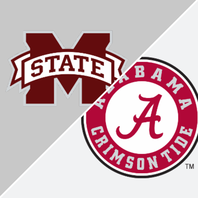 Mississippi State vs. Alabama - Game Summary - January 28, 2017 - ESPN