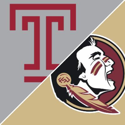 Temple vs. Florida State - Team Statistics - November 24 ...