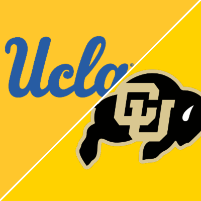 UCLA vs. Colorado - Game Summary - January 12, 2017 - ESPN
