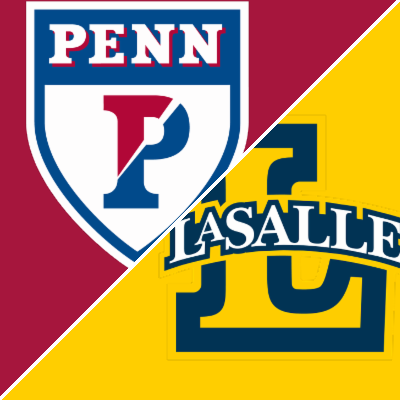 Pennsylvania vs la salle ficha 25 enero 2017 espn for Louisiana id template