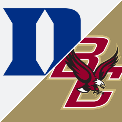 Boston College hands #1 Duke first loss of the season.