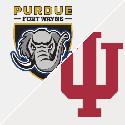Purdue Fort Wayne vs. Indiana - Team Statistics - December 18, 2017 - ESPN