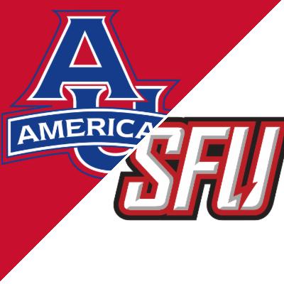 American vs. St. Francis (Pa) - Game Recap - November 29, 2017 - ESPN