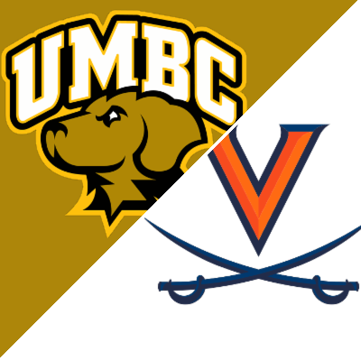 For the first time in NCAA tournament history a 16 seed has beat a 1 seed. UMBC (16) beats Virginia (1) 74 to 54Note: Virginia was the overall #1 seed in the tournament as well.  http://www.espn.com/mens-college-basketball/game?gameId=401025813