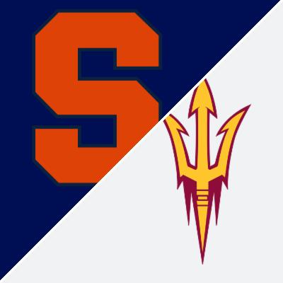 Syracuse vs. Arizona State - Game Summary - March 14, 2018 - ESPN