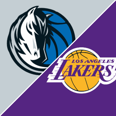 Lakers Mavericks