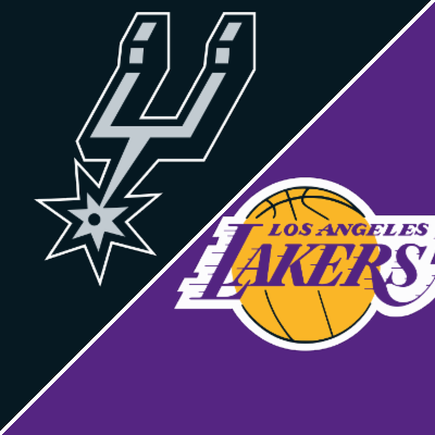 72af307a37364 Spurs vs. Lakers - Game Videos - February 3