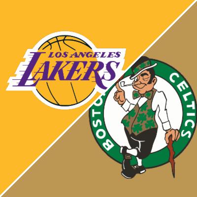 390c5a87d15 Lakers vs. Celtics - Game Summary - June 10