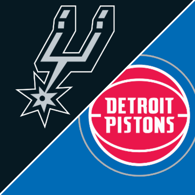 Spurs vs. Pistons - Box Score - October 10, 2016 - ESPN
