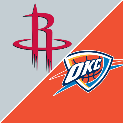 Rockets vs. Thunder - Play-By-Play - April 23, 2017 - ESPN
