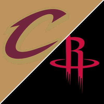[Postgame Thread] Cleveland Cavaliers @ Houston Rockets [11/09/2017]Cavs lose 113 - 117  Box score