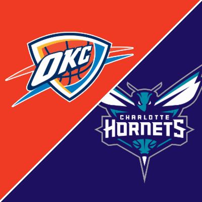 63d3853428f Thunder vs. Hornets - Game Summary - November 1, 2018 - ESPN
