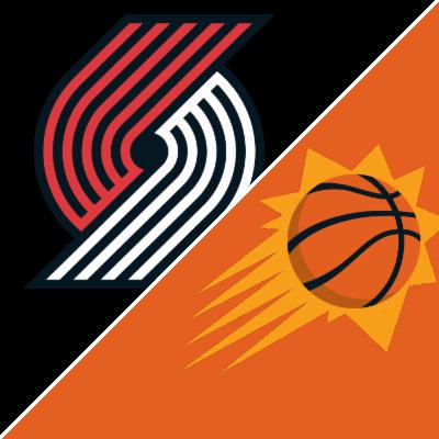 bd663fd8cdd7 Trail Blazers vs. Suns - Game Summary - January 24