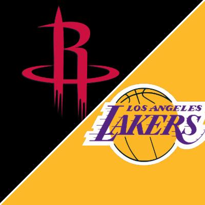 e8ec81b81a9 Rockets vs. Lakers - Game Summary - February 21