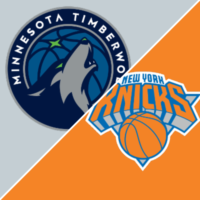 e09a549abbcfd8 Timberwolves vs. Knicks - Game Summary - February 22