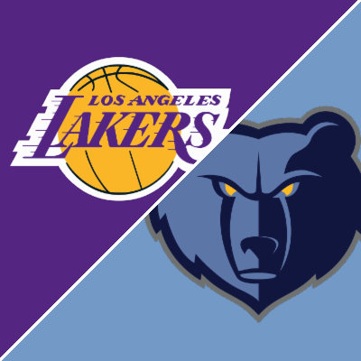 efc1a9510e5c Lakers vs. Grizzlies - Game Summary - February 25