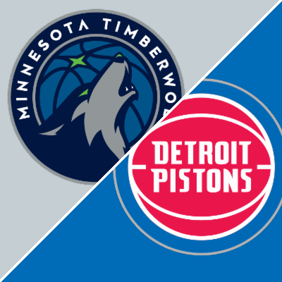 Timberwolves Vs Pistons Game Summary March 6 2019 Espn