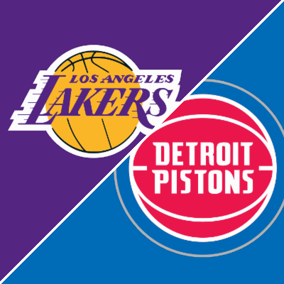 low priced 153cd 7d824 Lakers vs. Pistons - Game Summary - March 15, 2019 - ESPN