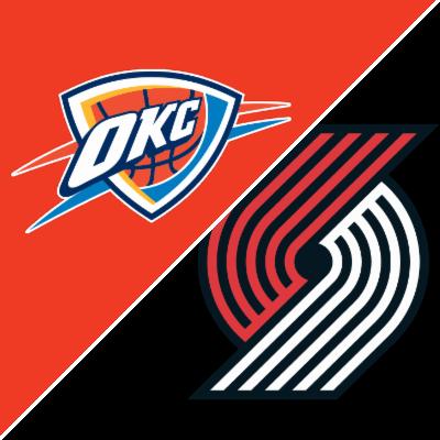 Thunder vs  Trail Blazers - Game Summary - April 14, 2019 - ESPN