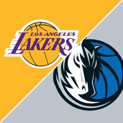 Lakers Vs Mavericks Game Summary January 10 2020 Espn