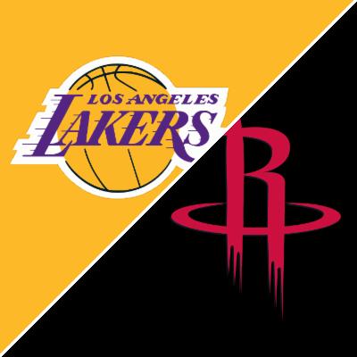 Lakers Vs Rockets Game Summary January 18 2020 Espn