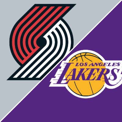 Trail Blazers Vs Lakers Game Summary August 29 2020 Espn