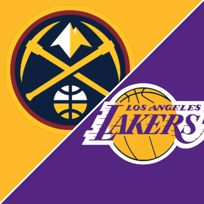 Follow live: LeBron, Lakers take on surprising Nuggets in Game 1