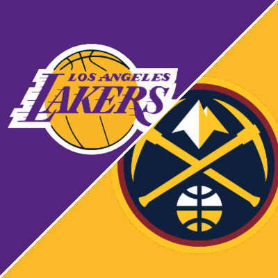 Follow live: Nuggets look to rebound from 0-2 start vs. Lakers