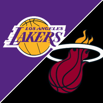 Lakers Vs Heat Game Summary October 12 2020 Espn