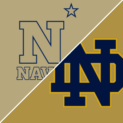 what is the notre dame football score saturday college football games