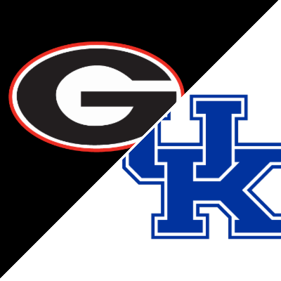 Sec Football Georgia Bulldogs Vs Kentucky Wildcats Box