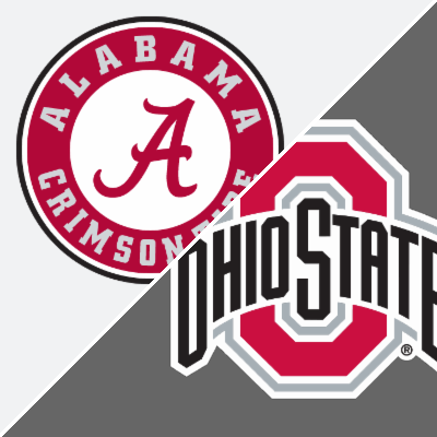 alabama ohio state box score ncaa football spreads