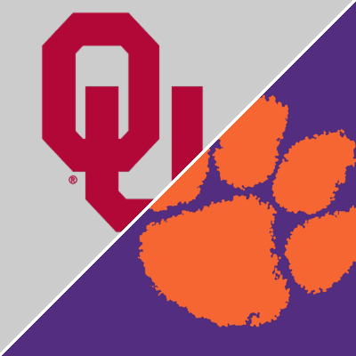 Oklahoma vs. Clemson - Game Summary - December 29 d9c7ce48e6e61