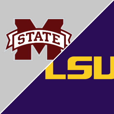 SEC Football: Mississippi State Bulldogs vs. LSU Tigers - Box Score - Sep 17, 2016