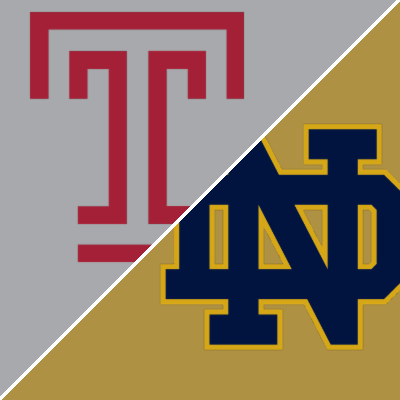 score notre dame game espn playoff standings
