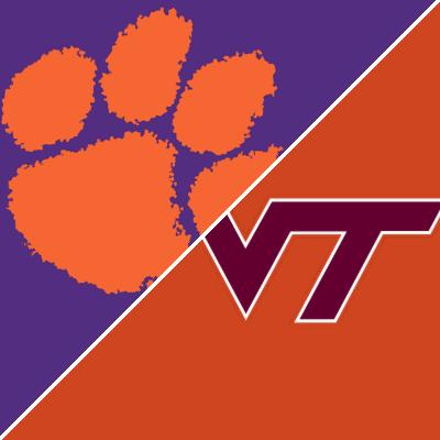 Clemson Vs Virginia Tech Game Summary September 30 2017 Espn
