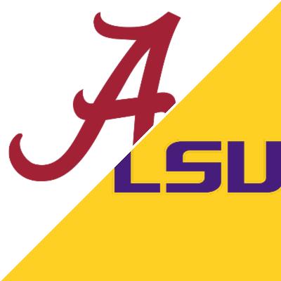 Alabama vs. LSU - Game Summary - November 3, 2018 - ESPN