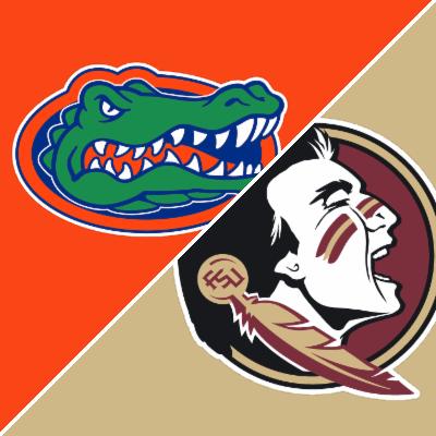Sec Football Florida Gators Vs Florida State Seminoles