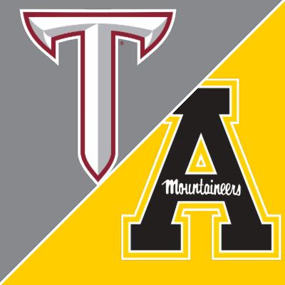 Troy vs. Appalachian State Game Recap November 24, 2018