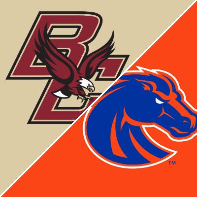 Boston College vs  Boise State - Game Summary - December 26