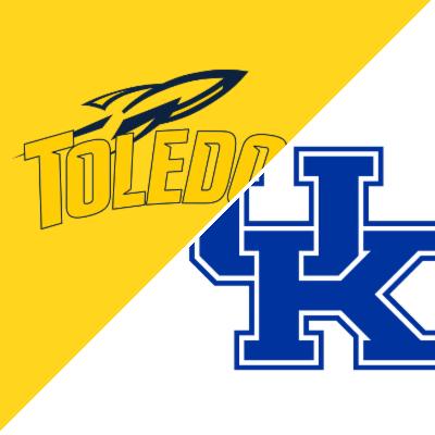 Toledo vs. Kentucky - Game Summary - August 31, 2019 - ESPN