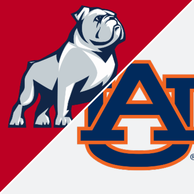 Sec Football Samford Bulldogs Vs Auburn Tigers Box