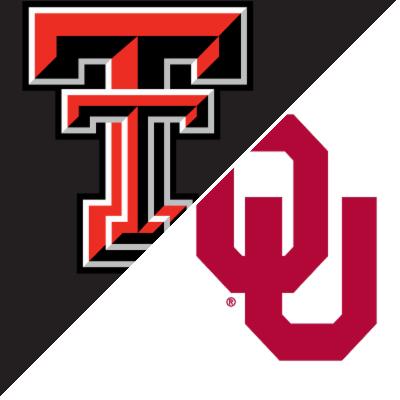 Texas Tech vs. Oklahoma - Game Summary - September 28 ...