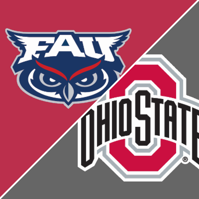 Florida Atlantic vs  Ohio State - Game Summary - August 31
