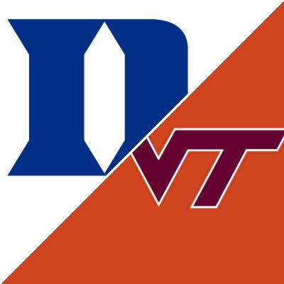 Duke Vs Virginia Tech Game Summary September 27 2019 Espn
