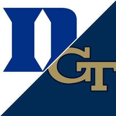 Duke Vs Georgia Tech Game Summary November 28 2020 Espn