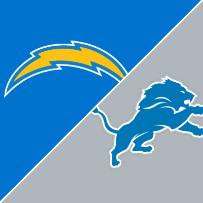 Chargers Vs Lions Game Summary December 7 2003 Espn